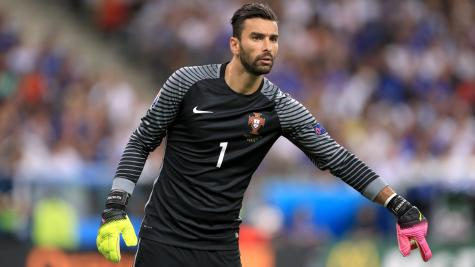 Rui Patricio: Wolves sign Portugal keeper from Sporting