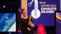 World, Olympic, European and World Cup Dressage champion scoops prestigious award.