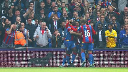 Yannick Bolasie's goal finally broke West Brom's resolve