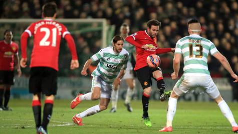 Yeovil land Manchester United in FA Cup fourth round draw