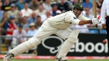 Pakistan's Younis Khan, pictured, saw his side to a draw against New Zealand