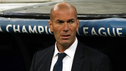 Real Madrid 'broken' after squandering lead at Borussia Dortmund, says Zinedine Zidane