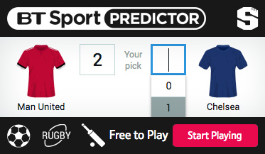 BT Sport Predictor
