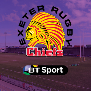 Watch Exeter Chiefs live on BT Sport