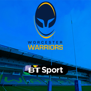 Watch Worcester Warriors live on BT Sport