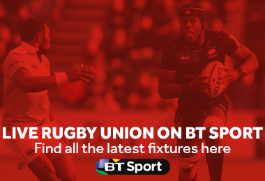 Rugby Union Listings