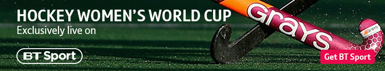 Join now to watch the Hockey Women's World Cup exclusively live on BT Sport