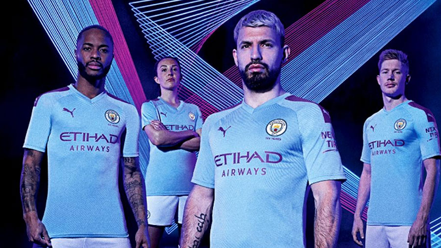 a15d7884 Manchester United. Manchester United's new kit ...