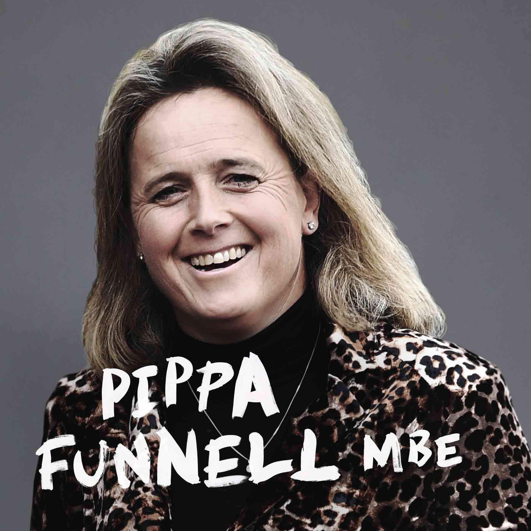 Pippa Funnell MBE