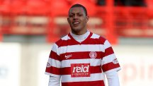 Mickael Antoine-Curier scored twice in Hamilton's latest win
