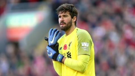 6bb2e53dbe1 Alisson knows the size of the task awaiting him and Liverpool