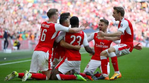Arsenal's route to the 2017 FA Cup final | BT Sport