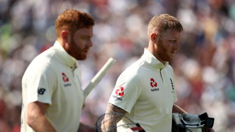 Bairstow and Stokes give England hope of incredible Headingley comeback
