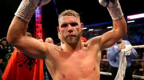Billy Joe Saunders signs Matchroom Boxing deal