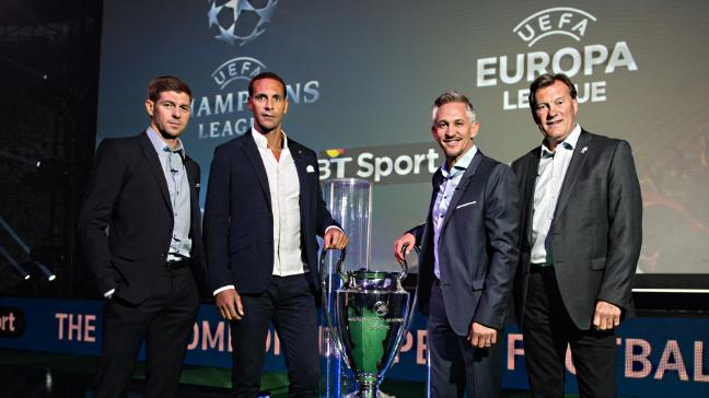 Image result for champions league bt sports