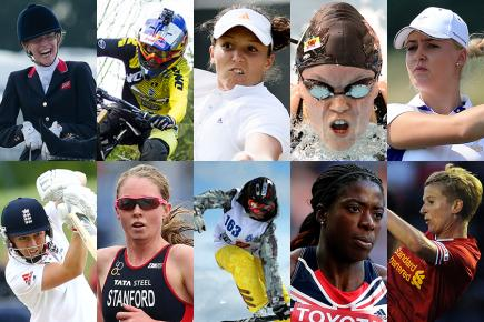 BT's ActionWoman of the Year Awards nominees
