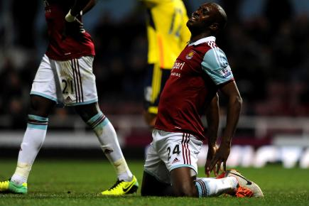 Carlton Cole has struggled to pick up the slack in Andy Carroll's absence.