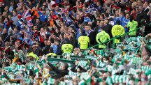 Celtic and Rangers are divided over their EBT views