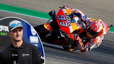Grand Prix Of Aragon preview and predictions: Colin Edwards picks his winner
