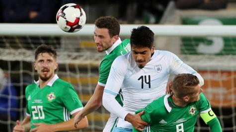 Corry Evans: Northern Ireland can take confidence from double-header