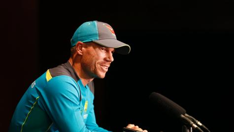 David Warner agrees to join St Lucia Stars for 2018 Caribbean