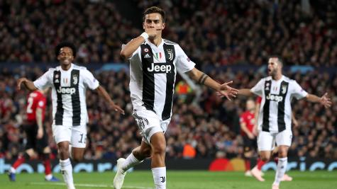 434de3a95 Dybala ends Serie A goal drought to earn Juventus victory against Frosinone