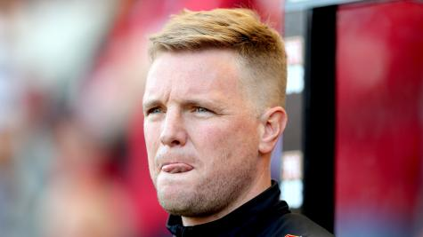 Eddie Howe looking to add 'quality' signings for Bournemouth
