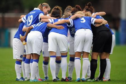 Everton Ladies will be looking to better their fifth-placed finish last season