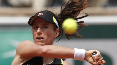 French Open run will boost Konta's Wimbledon chances, says Lindsay Davenport