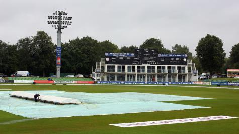 Frustration for Essex against Kent at Canterbury