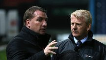 Gordon Strachan, right, has told new Celtic manager Brendan Rodgers, left, to enjoy his time in Glasgow