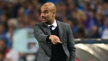 Bayern Munich coach Pep Guardiola says it is too soon to talk about his future