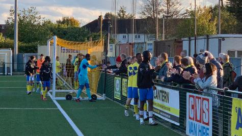 Haringey players walk off after allegations of racism during FA Cup clash