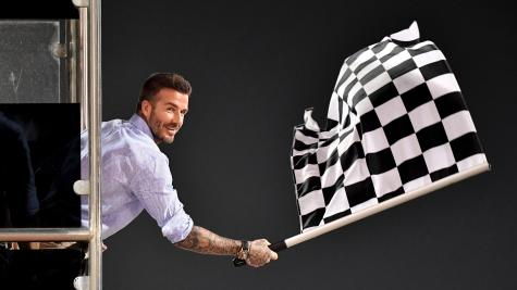 Human-rights campaigners 'upset' by Beckham's visit to Bahrain GP