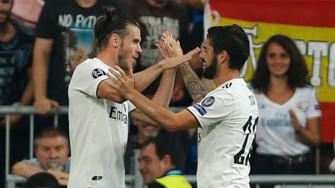 f3815954d Isco excels as Real Madrid get their Champions League defence off to a flyer