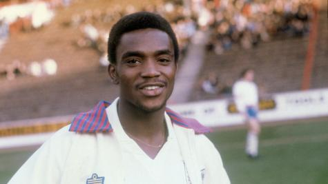 Kick It Out commissions play about black football pioneer Laurie Cunningham