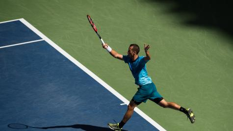 Kohlschreiber shocks number two seed Cilic at Indian Wells