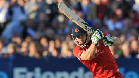 Lancashire secure home quarter-final in Vitality Blast
