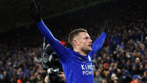 Leicester hammer Aston Villa with Jamie Vardy back among the goals