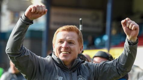 Lennon delighted as Celtic show character to seal late win