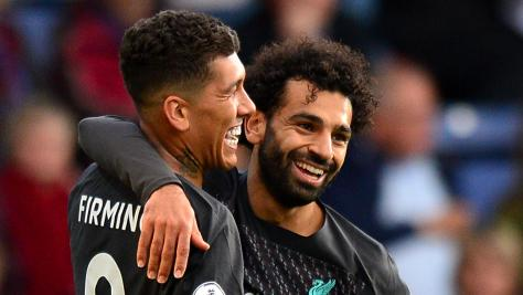 Liverpool are brilliant at Burnley to take control at the top