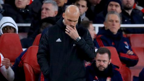 Ljungberg urges Arsenal to appoint permanent manager after Manchester City loss