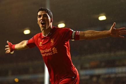Luis Suarez has been in superb form after missing the first five matches of the season.