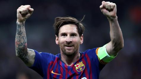 Messi set to start for Barcelona