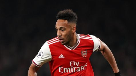 Mikel Arteta does not believe Pierre-Emerick Aubameyang should be judged by trophies