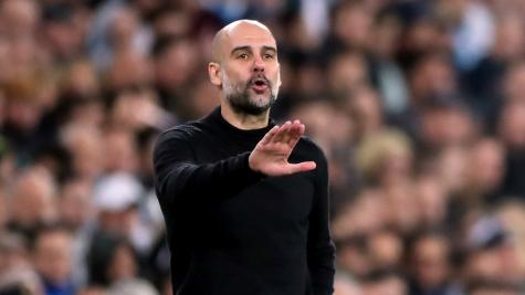 Pep Guardiola hails Man City comeback at Real but is wary of second-leg battle