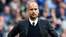 "Pep Guardiola has made clear he is ""the chief"" at Manchester City"