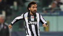 Andrea Pirlo has extended his stay at Juventus