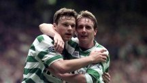 Former Celtic captain Tom Boyd, right, insists under-fire manager Ronny Deila is the man for the job