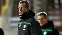 Ronny Deila was pleased with Celtic's killer instinct in their 8-1 win over Hamilton